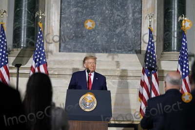 Photo - President Trump Remarks at the White House Conference on American History