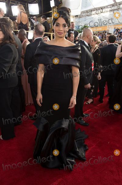Amara Karan Photo - 08 January 2016 - Beverly Hills California - Amara Karan74th Annual Golden Globe Awards held at the Beverly Hilton Photo Credit HFPAAdMedia