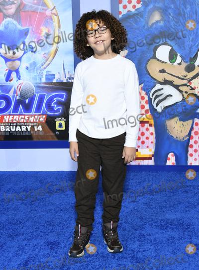 Photo - Sonic the Hedgehog Los Angeles Premiere