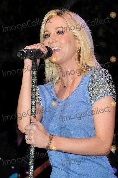 Photo The Grove Summer Concert Series 2012 Kellie Pickler Gloriana Tyler Hilton