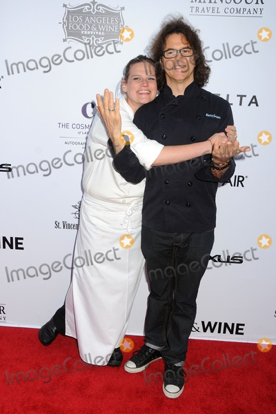 Nona Sivley Photo - 9 August 2012 - Los Angeles California - Nona Sivley Kerry Simon Los Angeles Food  Wine Festival held at LA Live Photo Credit Byron PurvisAdMedia