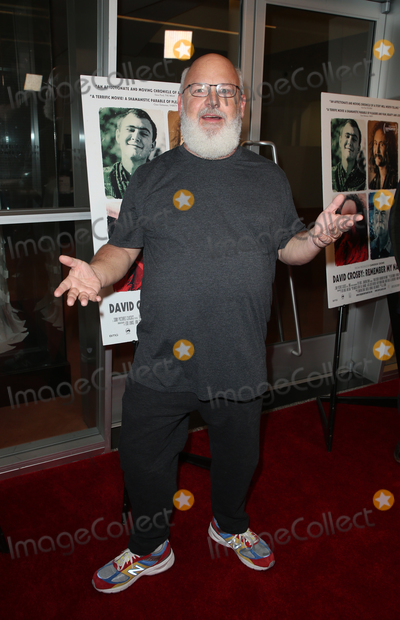 Photo - 18 July 2019 - Los Angeles California - Kyle Gass David Crosby Remember My Name Film Premiere held at Linwood Dunn Theater Photo Credit Faye SadouAdMedia