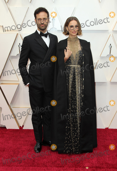 Benjamin Millepied Photo - 09 February 2020 - Hollywood California - Benjamin Millepied Natalie Portman 92nd Annual Academy Awards presented by the Academy of Motion Picture Arts and Sciences held at Hollywood  Highland Center Photo Credit AdMedia