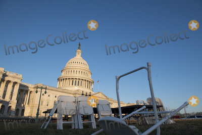 Photo - Aftermath of pro-Trump riot and occupation of the US Capitol