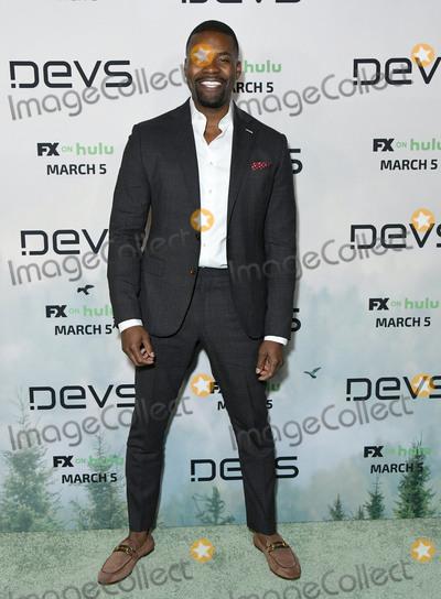 Amine Photo - 02 March 2020 - Hollywood California - Amin Joseph FXs Devs Los Angeles Premiere held at Arclight Hollywood  Photo Credit Birdie ThompsonAdMedia