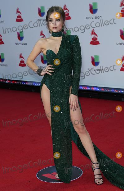 Photo - 2018 Latin Grammy Arrivals at MGM Grand Garden Arena