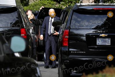 Jill Biden Photo - US President Joe Biden with first lady Dr Jill Biden returns to the White House after a medical procedure in Washington DC on April 14 2021Credit Yuri Gripas  Pool via CNPAdMedia