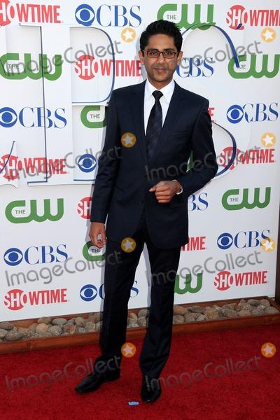 Adhir Kalyan Photo - 3 August 2011 - Beverly Hills California - Adhir Kalyan CBS CW and Showtime Summer 2011 TCA Party held at The Pagoda Photo Credit Byron PurvisAdMedia