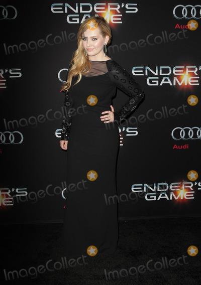 Photo - Enders Game - Los Angeles Premiere