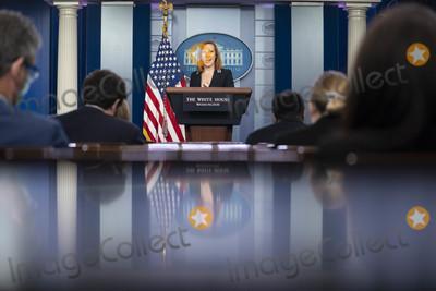 Photo - Jen Psaki Holds Daily News Conference