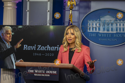 Photo - Press Secretary Kayleigh McEnany holds a Press Briefing at the White House