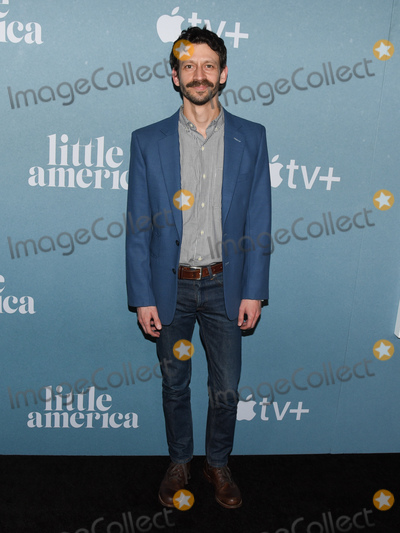 Brian Savelson Photo - 23 January 2020 - West Hollywood California - Brian Savelson Apple TV Little America Los Angeles Premiere held at the Pacific Design Center Photo Credit Billy BennightAdMedia