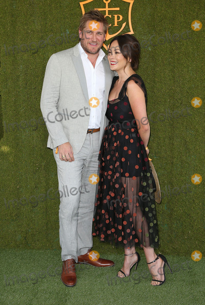 Photo - 14 October 2017 - Pacific Palisades California - Curtis Stone Lindsay Price 8th Annual Veuve Clicquot Polo Classic held at at Will Rogers State Historic Park Photo Credit F SadouAdMedia