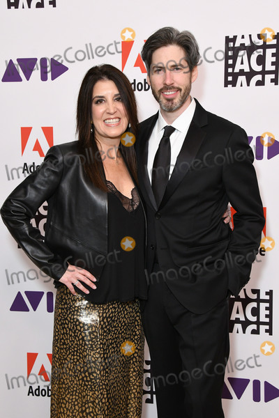 Photo - 17 January 2020 - Beverly Hills California - Dana Glauberman Jason Reitman 2020 ACE Eddie Awards held at Beverly Hilton Hotel Photo Credit Birdie ThompsonAdMedia