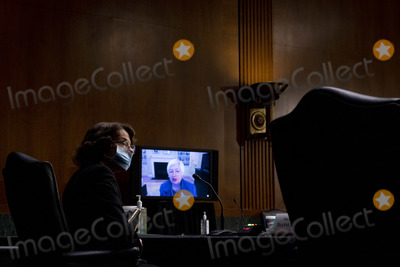 Photos From US Senate Committee on Finance Confirmation Hearing for Janet L. Yellen to be US Secretary of the Treasury