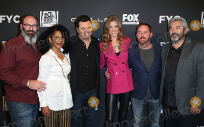 Photo - 24 April 2019 - Hollywood California - Howard Berger Penny Johnson Jerald Seth MacFarlane Adrianne Palicki Scott Grimes Jon Cassar The FYC special event for the FOX series The Orville held at the Pickford Center for Motion Picture Study Photo Credit Faye SadouAdMedia