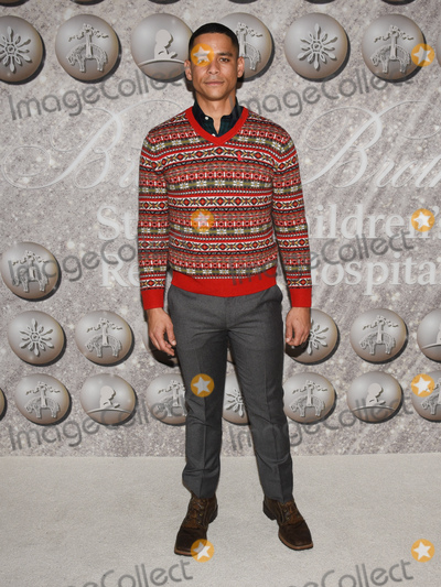 Photo - 07 December 2019 - Hollywood California - Charlie Barnett Brooks Brothers Host Annual Holiday Celebration in West Hollywood to Benefit St Jude Photo Credit Billy BennightAdMedia
