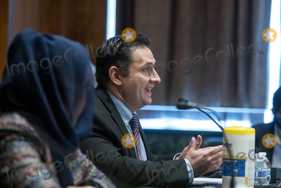 Photos From Department of the Treasury, Senate Committee on Banking, Housing, and Urban Affairs hearing to examine Afghanistan's future, focusing on assessing the national security, humanitarian, and economic implications of the Taliban takeover