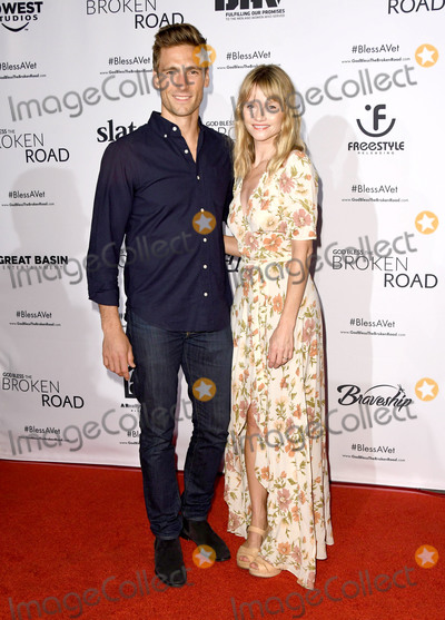 Andrew Walker Photo - 05 September 2018 - West Hollywood California - Andrew Walker Lindsay Pulsipher God Bless the Broken Road LA Special Screening held at Silver Screen Theater at the Pacific Design Center Photo Credit Birdie ThompsonAdMedia