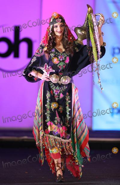 Photo - 18 November 2017 - Las Vegas NV -  Miss Turkey Pinar Tartan  66th Miss Universe Pageant National Costume Show at Planet Hollywood resort Hotel and Casino Photo Credit MJTAdMedia