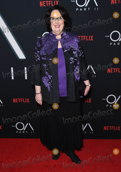 Photo - 18 March 2019 - Los Angeles California - Phyllis Smith Netflixs The OA Part II Los Angeles Premiere held at LACMA Photo Credit Birdie ThompsonAdMedia