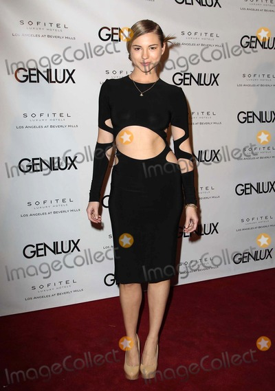 Photo - Genlux Magazine Cover Girl Kristin Chenoweth Celebrates The Opening Of Riviera 31