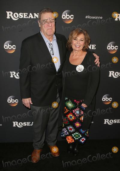 Photo - 23 March 2018 - Burbank California - John Goodman Roseanne Barr Roseanne Premiere Event held at Walt Disney Studios Photo Credit F SadouAdMedia
