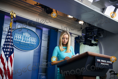 Photo - Kayleigh McEnany Briefing