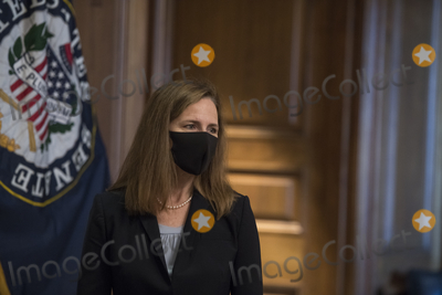 Photos From Amy Coney Barrett Capitol Hill Courtesy Call Todd Young