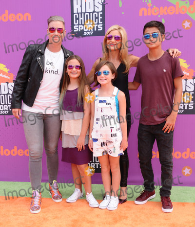 Abby Wambach Photo - 13 July 2017 - Los Angeles California - Abby Wambach Nickelodeon Kids Choice Sports Awards 2017 held at the Pauley Pavilion in Los Angeles Photo Credit Birdie ThompsonAdMedia
