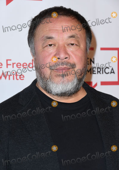 Ai Weiwei Photo - 02 November 2018 - Beverly Hills California - Ai Weiwei Beverly Wilshire Hotel held at The Beverly Wilshire Hotel Photo Credit Birdie ThompsonAdMedia