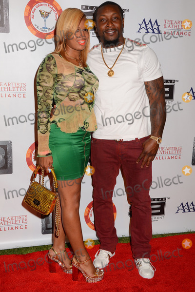 NaVorro Bowman Photo - 15 July 2013 - Los Angeles Ca - NaVorro Bowman 8th Annual BTE All-Star Celebrity Kick-Off Party at Playboy Mansion in Los Angeles Ca Photo Credit BirdieThompsonAdMedia