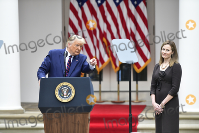 Photo - President Trump Names Amy Coney Barrett as Associate Justice of the US Supreme Court