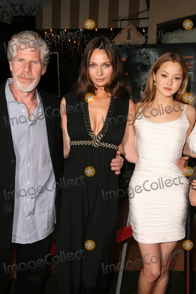 Anna Walton Photo - Ron Perlman with Anna Walton and Devon Aokiat the Los Angeles Premiere of Mutant Chronicles Mann Bruin Theater Westwood CA 04-21-09