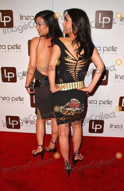 Arlene Tai Photo - Ada Tai and Arlene Taiat the Linea Pelle 20th Anniversary Party Pacific Design Center Los Angeles CA 06-12-06
