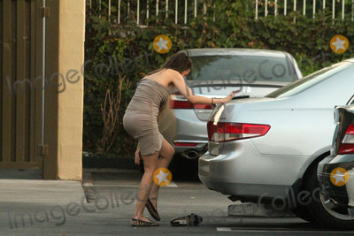 Photos From Alicia Arden spotted changing clothes in a public parking lot