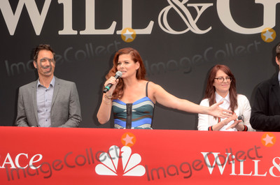Photo - Will  Grace Start of Production Kick Off Event