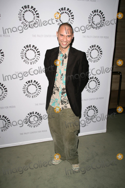 Andrae Gonzalo Photo - Andrae Gonzaloat Inside Project Runway Presented by The Paley Center for Media Paley Center for Media Beverly Hills CA 12-04-07