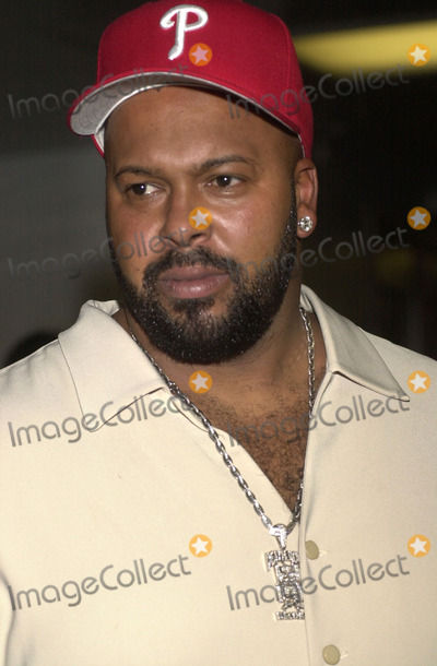 Photo -  Marion Suge Knight at the 7th Annual Soul Train Lady of Soul Awards Santa Monica Civic Auditorium 08-28-01
