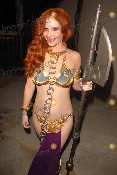 Phoebe Price Photo - Halloween Costume of the Year - Slave Leia
