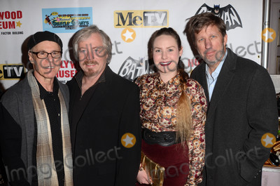 Robert Peters Photo - Barry Livingston Stan Livingston Hailey Livingston Robert Petersat the Batman 66 Retrospective and Batman Exhibit Opening Night The World Famous Hollywood Museum Hollywood CA 01-10-18
