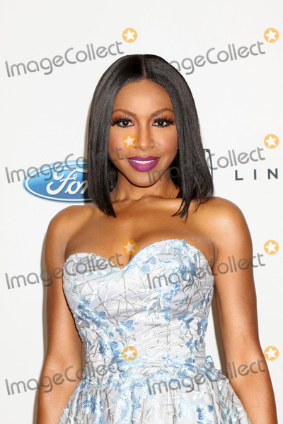 Photo - Gabrielle Dennisat the 42nd Annual Gracie Awards Beverly Wilshire Hotel Beverly Hills CA 05-22-18