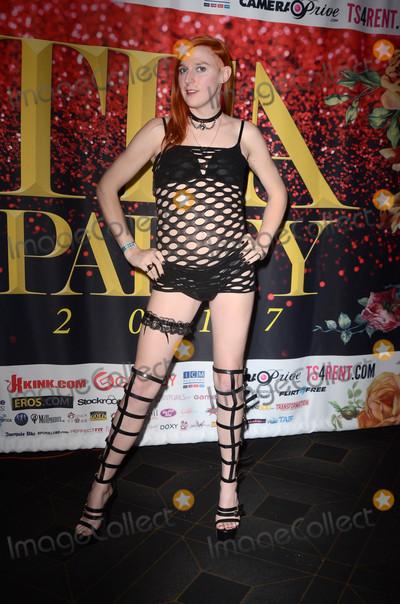 Transgender Erotica Awards Tea Con Fan Convention