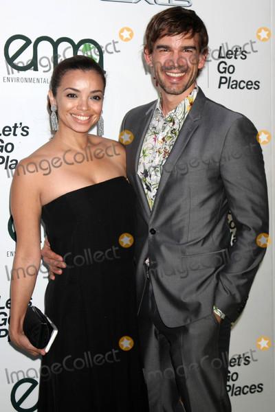 Anel Lopez Photo - Anel Lopez Christopher Gorhamat the Environmental Media Awards 2015 Warner Brothers Studio Burbank CA 10-24-15