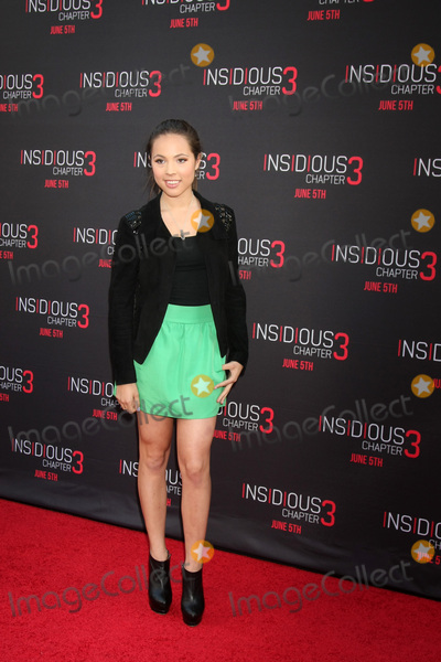 Photo - Insidious Chapter 3 Premiere