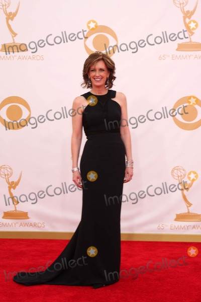 Ann Sweeny Photo - LOS ANGELES - SEP 22  Ann Sweeny at the 65th Emmy Awards at the Nokia Theater on September 22 2013 in Los Angeles CA