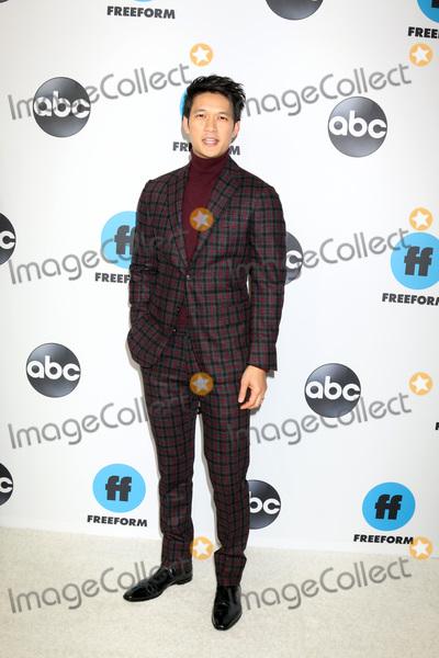 Harry Shum Jr Photo - LOS ANGELES - FEB 5  Harry Shum Jr at the Disney ABC Television Winter Press Tour Photo Call at the Langham Huntington Hotel on February 5 2019 in Pasadena CA