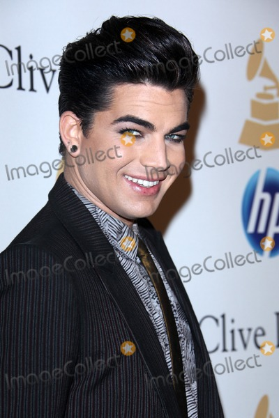adam lambert hair styles pictures from 2011 pre grammy gala and salute 6840 | 0dc2706fb48bf4e