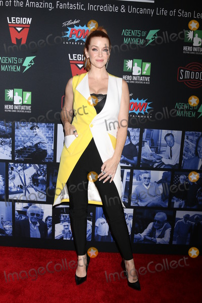 Annie Wersching Photo - LOS ANGELES - JAN 30  Annie Wersching at the Excelsior A Celebration of Stan Lee at the TCL Chinese Theater IMAX on January 30 2019 in Los Angeles CA