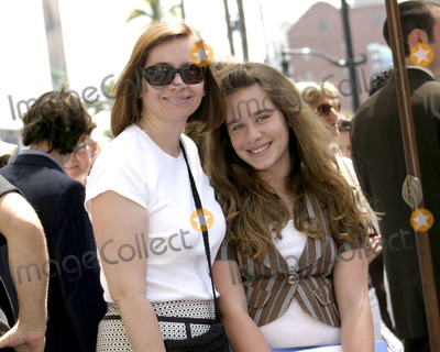 Photo - Michelle Pfeiffer Walk of Fame Ceremony
